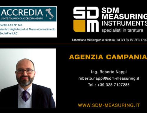 Aprile 2018, Apertura nuova agenzia in Campania