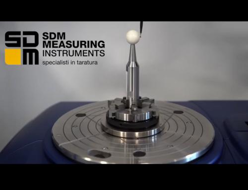 Video di presentazione del Laboratorio Metrologico S.D.M