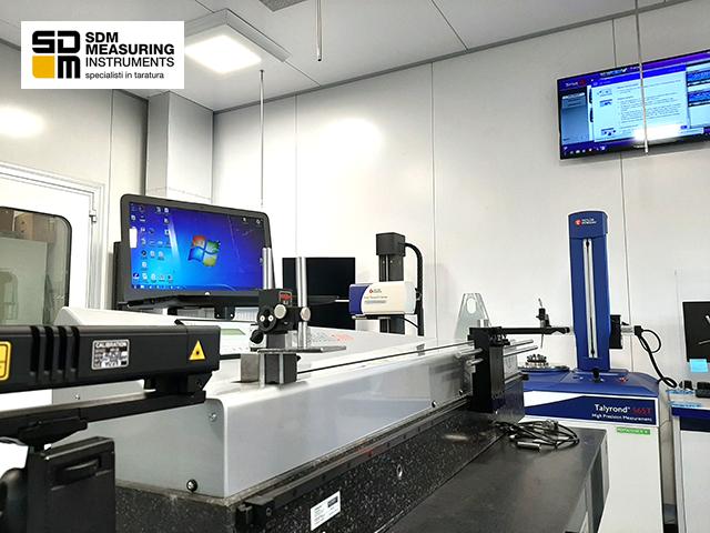 Interferometria-Laser-SDM-accreditamento